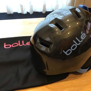 ボレー(bolle)のbolle ボレー スキー用ヘルメット キッズ向け(その他)