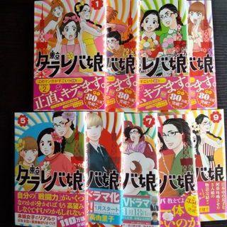 東京タラレバ娘【全9巻】 東村アキコ(女性漫画)