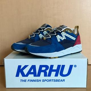 カルフ(KARHU)のカルフ 新品 フュージョン2.0 ブルー/レッド(スニーカー)