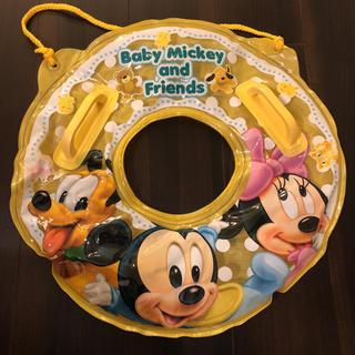 ディズニー(Disney)の浮き輪 ディズニー 50cm(マリン/スイミング)