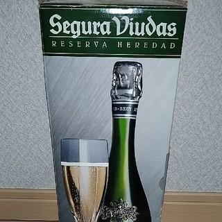 【新品未開封】セグラヴューダスブルートレゼルバエレダード(シャンパン/スパークリングワイン)
