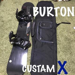 BURTON - 大人気⭐️スノーボード バートン カスタムX 156 早い者勝ち