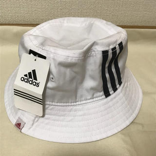 アディダス(adidas)の【新品、未使用、タグ付き】 アディダス adidas ハット 帽子(ハット)
