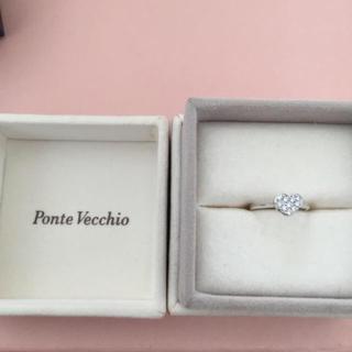 ポンテヴェキオ(PonteVecchio)のポンテヴェキオ  リング 2号(リング(指輪))