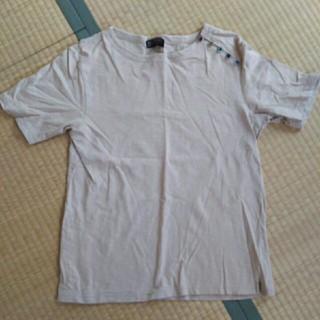エムケーミッシェルクランオム(MK MICHEL KLEIN homme)の【美品】MKオム Tシャツ(Tシャツ/カットソー(半袖/袖なし))