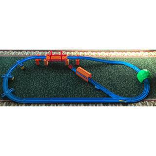 トミー(TOMMY)の【専用出品】プラレール橋脚レイアウト + トップハム・ハット卿(鉄道模型)