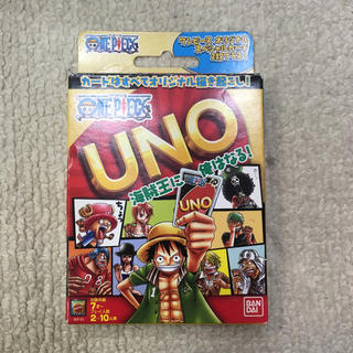 ONE PIECE UNO(トランプ/UNO)