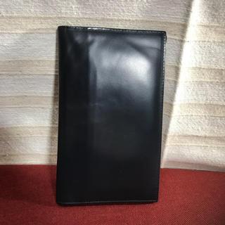 エッティンガー(ETTINGER)のETTINGER エッティンガー コードバン 長財布 正規品(長財布)