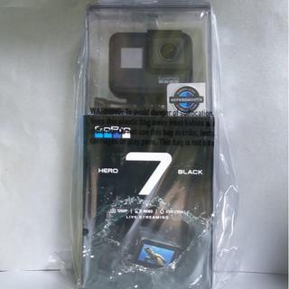 ゴープロ(GoPro)のGoPro HERO7 Black新品 販売店納品書同封 送料無料(その他)