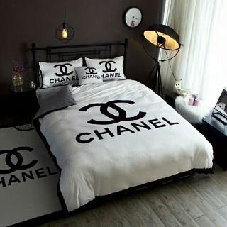 シャネル(CHANEL)のシャネル  品質はよい   プレミアム  4点セット(布団)