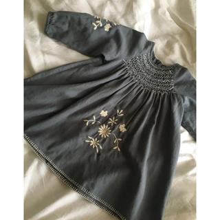 Caramel baby&child  - apolina Maren smock dress