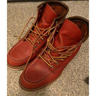 レッドウィング(REDWING)のmikarin様 RED WING レッドウイング 美品(ブーツ)