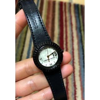 CABANE de ZUCCa - CABANE de ZUCCa 腕時計 黒 15-YA ズッカ