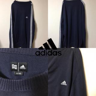 アディダス(adidas)の【激レア90s】アディダスニット セーター 9(ニット/セーター)