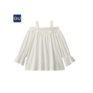 ジーユー(GU)のGU オフショル(Tシャツ(長袖/七分))