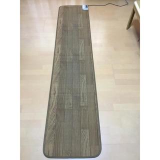 電気マット キッチン用(ホットカーペット)