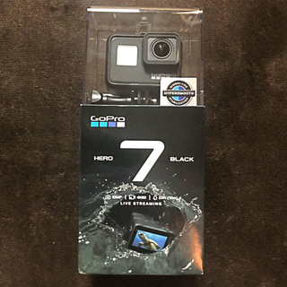 ゴープロ(GoPro)の【新品】 GoPro Hero7 Black(その他)