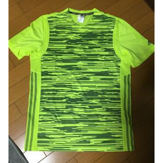 アディダス(adidas)のadidas 即乾Tシャツ  値下げ(ウェア)