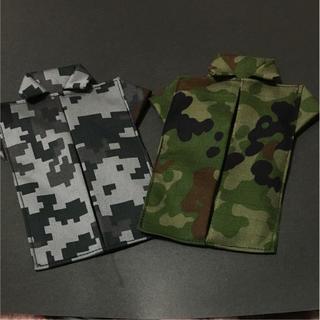陸上自衛隊 航空自衛隊 シャツ型 ポケットティッシュケース(その他)
