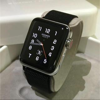 アップルウォッチ(Apple Watch)のApple Watch HERMES series3(その他)