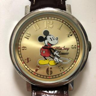 ディズニー(Disney)のディズニー ミッキーマウス 腕時計(腕時計(アナログ))
