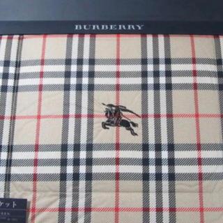 バーバリー(BURBERRY)のバーバリー ダウンケット  羽毛 布団  150×210(布団)