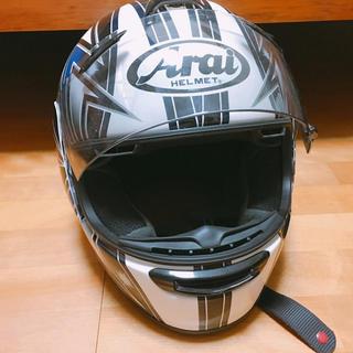 アライテント(ARAI TENT)のArai  ヘルメットVECTOR HAWK 59~60(ヘルメット/シールド)