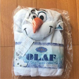 ディズニー(Disney)の【新品未使用】今の季節に可愛い❗️アナ雪オラフ男女兼用着ぐるみ❗️(その他)