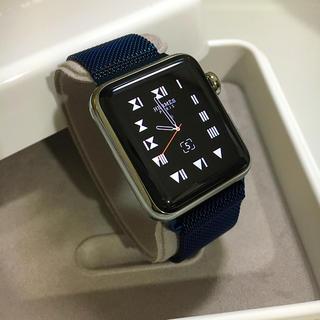 アップルウォッチ(Apple Watch)のApple Watch HERMES 38mm(その他)