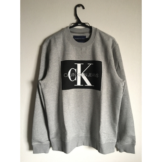 カルバンクライン(Calvin Klein)の新品 カルバン クライン Calvin Klein トレーナー M(スウェット)