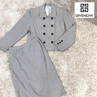 ジバンシィ(GIVENCHY)の【GIVENCHY】ジバンシー セットアップ ジャケット スカート(テーラードジャケット)