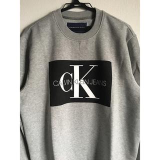 カルバンクライン(Calvin Klein)の新品 カルバン クライン Calvin Klein トレーナー L(スウェット)