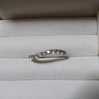 PT900ダイヤモンドリング0.25ct(リング(指輪))