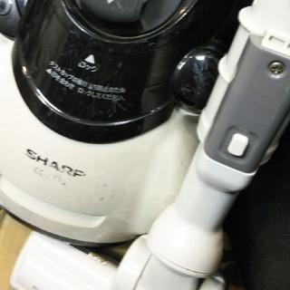 シャープ(SHARP)の シャープ掃除機 程度良好(掃除機)