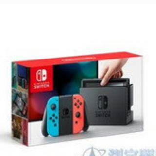 ニンテンドースイッチ(Nintendo Switch)のswitch ネオン(家庭用ゲーム本体)