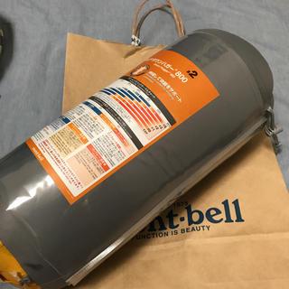 モンベル(mont bell)のモンベル  ダウンハガー800#2 寝袋 新品未使用(寝袋/寝具)