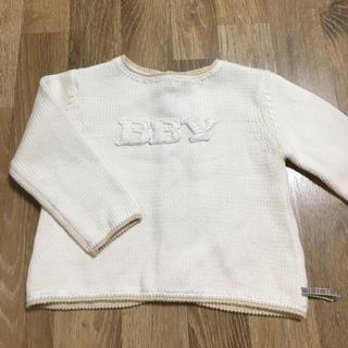バーバリー(BURBERRY)のマー様専用  バーバリー セーター9M(ニット/セーター)
