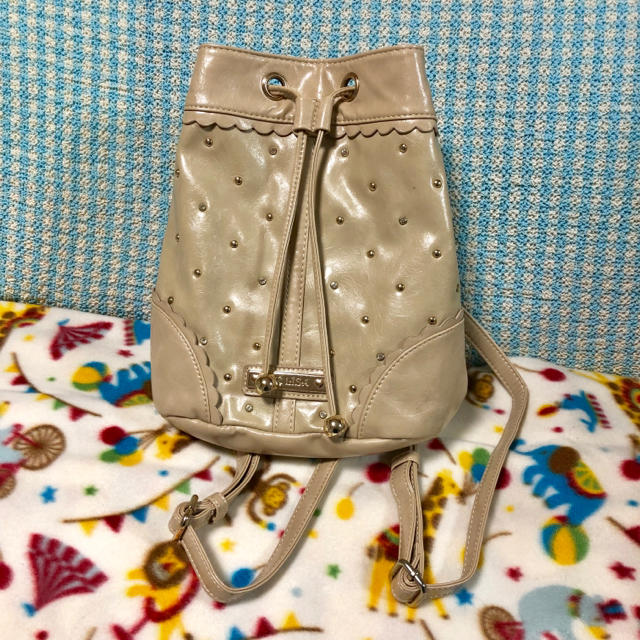 LIZ LISA(リズリサ)のリズリサ☆リュック レディースのバッグ(リュック/バックパック)の商品写真