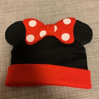 Disney - ミニーマウス ニット帽