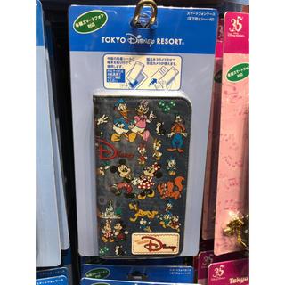 ディズニー(Disney)の再販❤️チームディズニー スマホケース(モバイルケース/カバー)