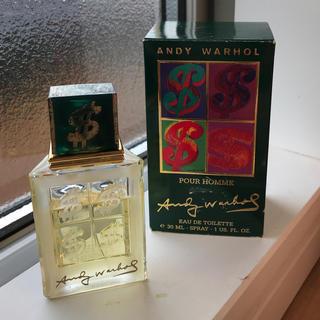 アンディウォーホル(Andy Warhol)のアンディウォーホル ANDY WARHOL 香水 30ml(香水(男性用))