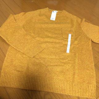 ジーユー(GU)のGU☆ポケット付きセーター(ニット/セーター)