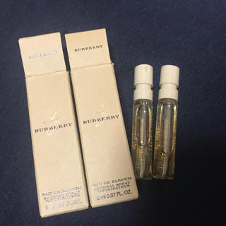 バーバリー(BURBERRY)のBURBERRY オードパルファム(香水(女性用))