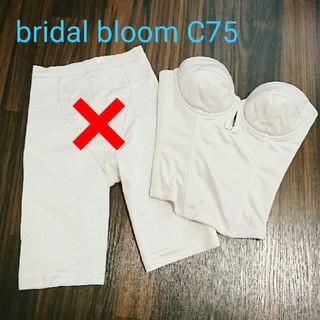 ブルーム(BLOOM)のbridal bloom ブライダルインナー(ブライダルインナー)