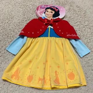 しまむら - しまむら ディズニー 90cm 白雪姫 なりきりドレス