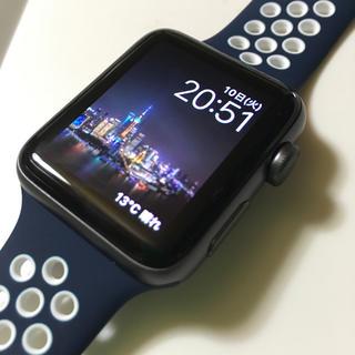 アップルウォッチ(Apple Watch)のApple Watch series2  42mm(その他)