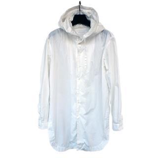スリーブラインドマイス(THREE BLIND MICE)のTHREE BLIND MICE/スリーブラインドマイス フードロングシャツ S(シャツ)