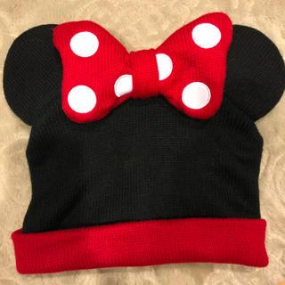 Disney - ミニー ニット帽