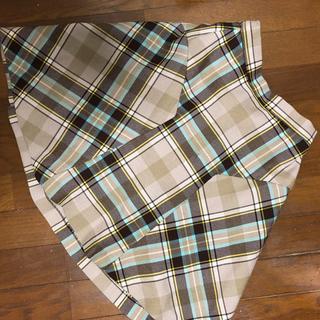 ヴィヴィアンウエストウッド(Vivienne Westwood)のブラウンマックマラ スカート(ひざ丈スカート)