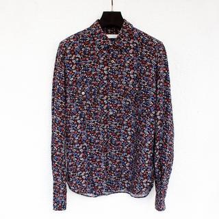 スリーブラインドマイス(THREE BLIND MICE)のTHREE BLIND MICE/スリーブラインドマイス フラワープリントシャツ(シャツ)